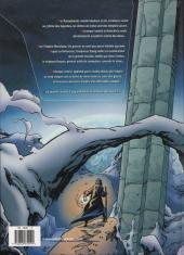 Verso de Arkezone -1- Le dôme