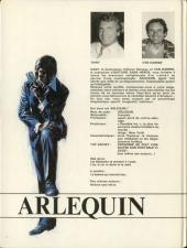 Verso de Arlequin -2- L'as, le roi, la dame et le valet