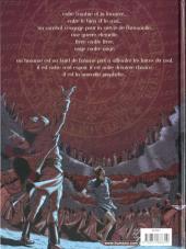 Verso de L'armée des anges -1- La résurrection de Jason Ash
