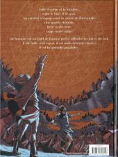 Verso de L'armée des anges -2- Le marchand de sable