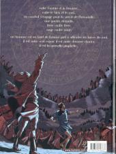 Verso de L'armée des anges -3- La larme du diable
