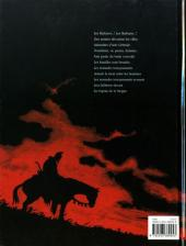 Verso de Âromm -1- Destin nomade