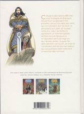 Verso de Arthur (Chauvel/Lereculey) -INT1- Origines