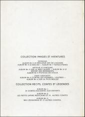 Verso de Arthur le fantôme justicier (Cézard, divers éditeurs) -3- Le départ des revenants