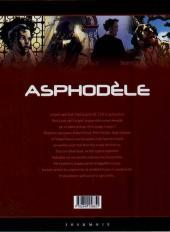 Verso de Asphodèle -1- Le preneur d'âmes