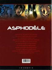 Verso de Asphodèle -2- La corde d'argent