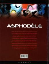 Verso de Asphodèle -3- L'ange noir