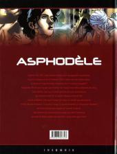Verso de Asphodèle -4- La Nuit du Masque