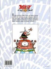 Verso de Astérix (Hors Série) -3- Astérix et ses Amis - Hommage à Albert Uderzo