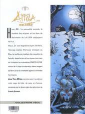 Verso de Attila... mon amour -2- Les portes de fer