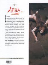 Verso de Attila... mon amour -4- Le fléau de Dieu