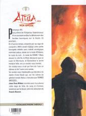 Verso de Attila... mon amour -5- Terres brûlées