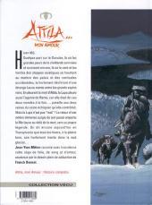 Verso de Attila... mon amour -6- Voir Rome... et mourir