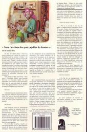 Verso de Au cœur de l'empire -2- L'héritage de Luther Arkwright T.2