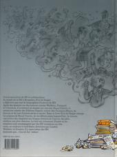 Verso de (AUT) Cauvin -1- Livre d'or de Raoul Cauvin