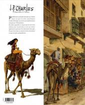 Verso de (AUT) Charles -3- Esquisses et Toiles