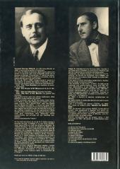 Verso de (AUT) Jacobs, Edgar P. -5a- La Guerre des mondes
