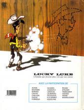 Verso de (AUT) Morris -6- Le père de Lucky Luke