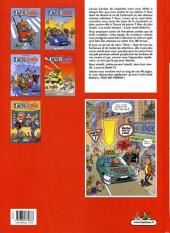 Verso de L'auto école -5- Auto et colles