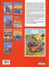 Verso de L'auto école -7- Priorité maladroite