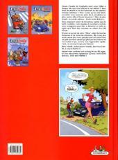 Verso de L'auto école -3- Zéro de conduite