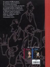 Verso de (AUT) Tronchet - Carnets intimes