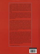Verso de (DOC) Le Lombard : Un demi siècle d'aventures - L'aventure sans fin -3- Le Lombard, l'aventure sans fin 1996-2006