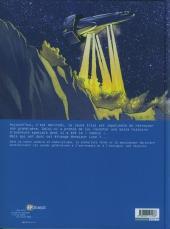 Verso de Les aventures d'Irial -1a- Monsieur Lune