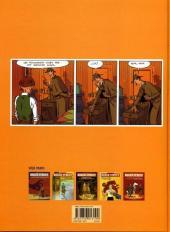Verso de Baker Street (Veys/Barral) -5- Le Cheval qui murmurait à l'oreille de Sherlock Holmes