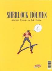 Verso de Baker Street (Veys/Barral) -2- Sherlock Holmes et le Club des sports dangereux