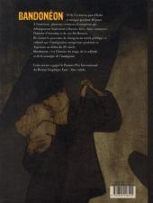 Verso de Bandonéon (González) - Bandonéon