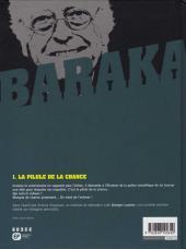 Verso de Baraka -1- La pilule de la chance