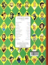 Verso de Barelli -1+2- L'énigmatique Mr Barelli + Barelli et les agents secrets