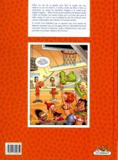 Verso de Basket dunk -1- Tome 1