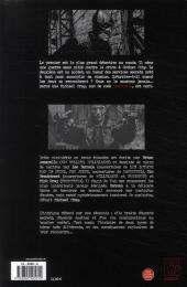 Verso de Batman / Deathblow - Après l'incendie