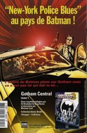 Verso de Batman (Semic) -9- Hush - La Fin