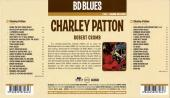 Verso de BD Blues -3- Charley Patton