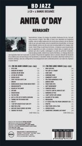 Verso de BD Jazz - Anita O'Day