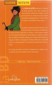 Verso de (DOC) Études et essais divers - La BD
