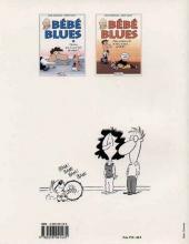 Verso de Bébé Blues -2- Papa, maman, et moi, et moi, et MOI !