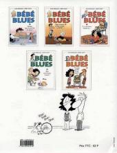 Verso de Bébé Blues -5- Tu crois qu'elle le fait exprès ?