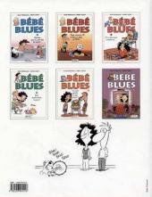 Verso de Bébé Blues -6- Nous traversons une zone de turbulence parentale... attachez vos ceintures