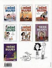 Verso de Bébé Blues -7- La nuit des pères-vivants