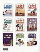 Verso de Bébé Blues -9- Tu trouves qu'il nous ressemble ?