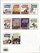 Verso de Bébé Blues -10- Bébé road