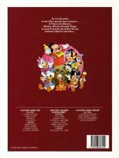 Verso de Walt Disney (Dargaud) - Bébés Disney - Graines de stars