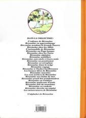 Verso de Bécassine -17e1993- Bécassine fait du scoutisme