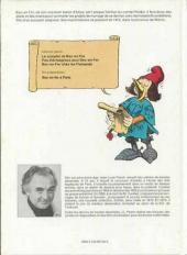 Verso de Bec-en-fer (1re série) -3- Bec-en-fer chez les Flamands