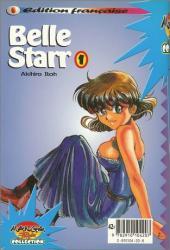 Verso de Belle Starr -1- Tome 1