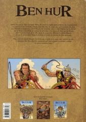 Verso de Ben Hur (Mitton) -3- Livre troisième : Cheik Ilderim